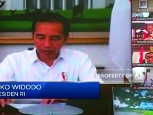 Jokowi: Pemudik Jadi ODP dan Harus Isolasi Diri