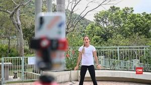 VIDEO: Workout Online, Cara Jaga Imunitas Saat di Rumah