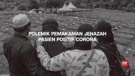 VIDEO: Polemik Pemakaman Jenazah Pasien Corona