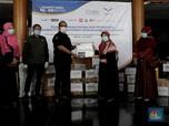 Dompet Amal Transmedia & CT Arsa Salurkan Donasi Covid-19