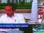 Antisipasi Mudik, Jokowi Berencana Ganti Hari Libur Lebaran