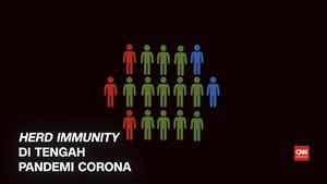 VIDEO: Membedah Risiko Herd Immunity di Tengah Pandemi Corona