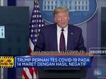 Jalani Test Kedua, Trump Dinyatakan Negatif Covid-19
