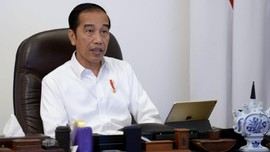 Jokowi Ungkap 10 Besar Negara Covid-19, Indonesia Tak Masuk