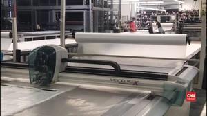 VIDEO: Armani Produksi APD untuk Tenaga Medis Italia