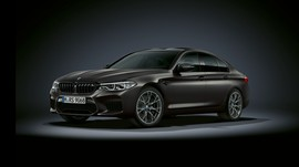 BMW M5 Edisi Spesial Meluncur di Indonesia via Zoom