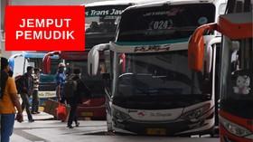VIDEO: Solo Siapkan 5 Bus Jemput Pemudik