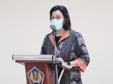 Sri Mulyani Janji Berikan Modal Kerja untuk UMKM