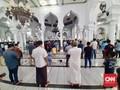 Gelar Salat Jumat, Masjid Banda Aceh Terapkan Jarak Antarshaf