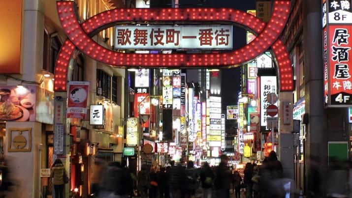 Kabukicho di Jepang. (Ist)
