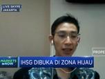 IHSG Berhasil Dibuka Menguat 0,58%