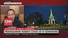 VIDEO: Penanganan Wabah Covid-19 di Semarang