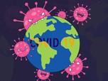 Update COVID-19 Global: 2,1 Juta Positif, 546 Ribu Sembuh