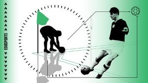 Edusports: Sejarah Corner Kick Sepak Bola