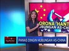 Corona 'Hantui' Hubungan AS-China