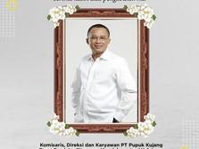 Kabar Duka, Dirut Pupuk Kujang Bambang Eka Cahyana Wafat