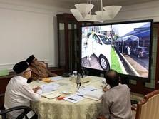 Perpres Baru, Jokowi Izinkan Ma'ruf Punya 10 Stafsus Wapres
