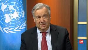 VIDEO: PBB Serukan Gencatan Senjata di Tengah Pandemi Corona