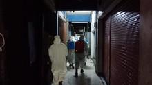 Pasar di Surabaya Jadi Klaster Baru Penularan Covid-19