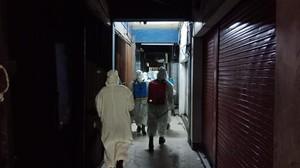 Tim Perkirakan Ada 21 Klaster Covid-19 di Jawa Timur