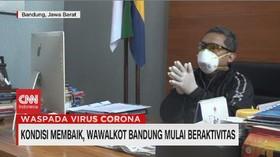 VIDEO: Kondisi Membaik, Wawalkot Bandung Mulai Beraktivitas
