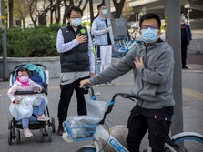 China Catat Lagi Satu Kasus Baru Covid-19, Tanpa Gejala