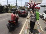 Peta Corona Jatim: 189 Orang Positif, Surabaya Terbanyak