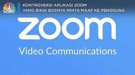 Kontroversi Aplikasi Zoom Yang Bikin Bosnya Minta Maaf
