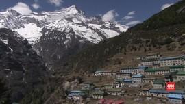 VIDEO: Pendakian Everest Sepi, Sherpa Kehilangan Penghasilan