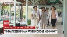 VIDEO: Tingkat Kesembuhan Pasien Covid-19 Meningkat
