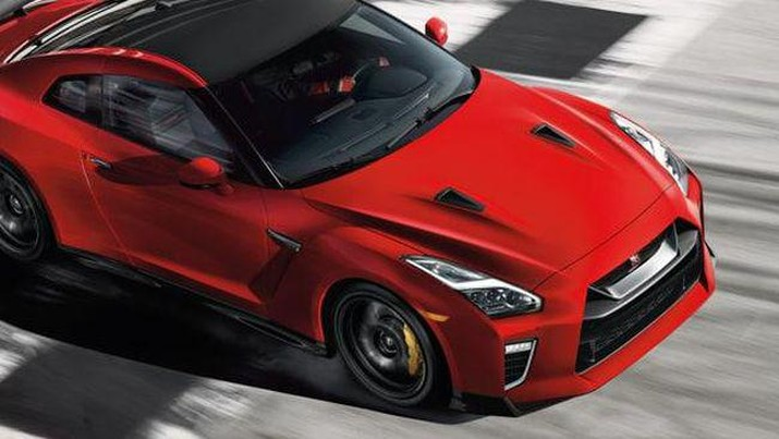 Nissan GT-R 2020 (dok. Nissan)