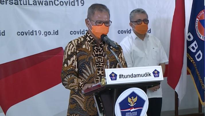 Mulai hari ini semua warga Indonesia wajib pakai masker saat keluar rumah