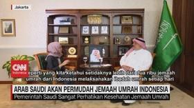 VIDEO: Arab Saudi Akan Permudah Jemaah Umrah Indonesia