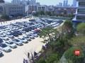 VIDEO: Hindari Corona, Warga Seoul Ibadah Minggu dari Mobil