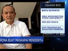 INACA: Akibat Corona, Penumpang Pesawat Turun Drastis