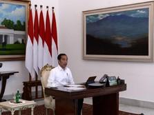 Jokowi: Jangan Sampai Rakyat Mikir Kita Omong Aja!