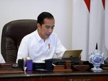 Heboh Jokowi Bagi-bagi Paket Sembako, Benar atau Tidak?