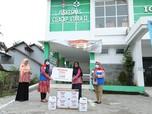 Lawan Corona, Pertamina Salurkan Alat Medis ke RS di Cilacap
