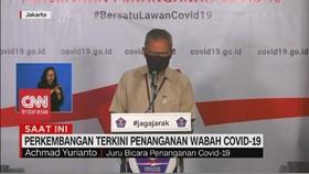 VIDEO: Update Pasien Positif Corona, Sembuh & Meninggal