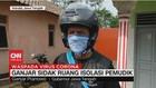 VIDEO: Ganjar Pranowo Sidak Ruang Isolasi Pemudik