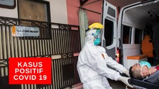VIDEO: Kasus Positif Covid-19 di Indonesia Terus Bertambah