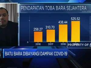 Industri Dibayangi Corona, TOBA Genjot Bisnis Listrik