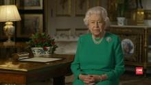 VIDEO: Ratu Elizabeth II Beri Apresiasi Pekerja Medis Corona