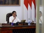 Mau Lebaran, Jokowi Kesal Prosedur Bansos Ribet!