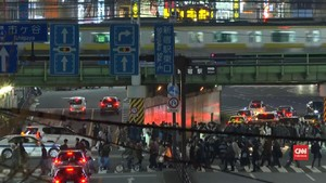 VIDEO: Jepang Resmi Tetapkan Status Darurat Virus Corona