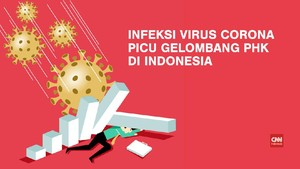 VIDEO: Infeksi Virus Corona dan Gelombang PHK di Indonesia