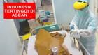 VIDEO: Kematian Kasus Covid-19 Indonesia Tertinggi di ASEAN