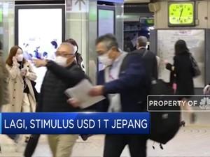 Lagi, Jepang Tebar Stimulus USD 1 Triliun