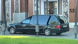 Pemakaman 'Drive-Thru' Jenazah Corona di Spanyol