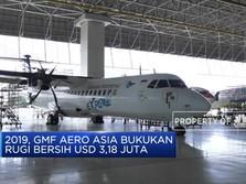 GMF Aero Asia Bukukan Rugi Bersih USD 3,18 Juta pada 2019